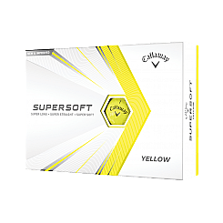 Callaway Supersoft 2021 - Yellow