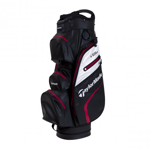 Taylormade deluxe waterproof black cart customclubs