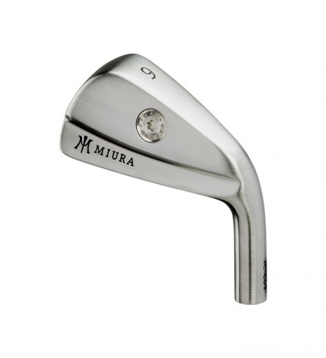 Miura IC 601 Satin - 6 irons - Steel (custom)