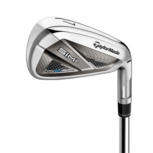 TaylorMade SIM2 Max 6 irons - Graphite Lady (custom)