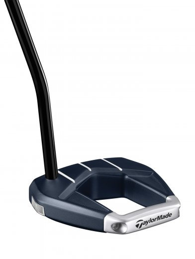 TaylorMade Spider S Navy Single bend neck